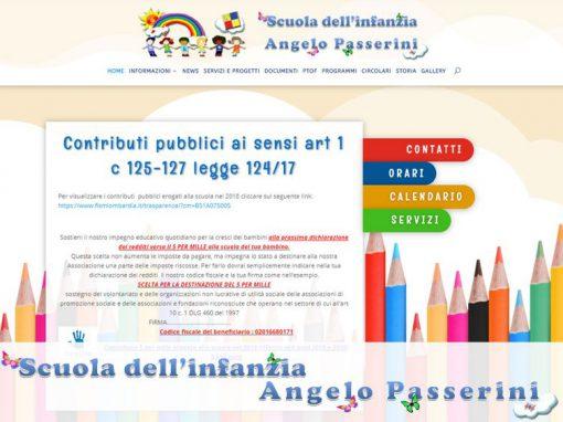 Scuola dell'infanzia A. Passerini