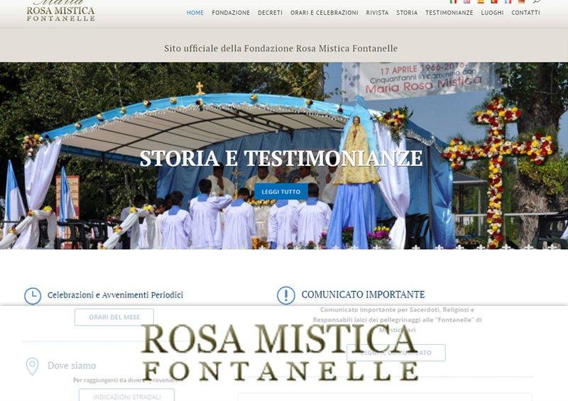 Rosa Mistica Fontanelle
